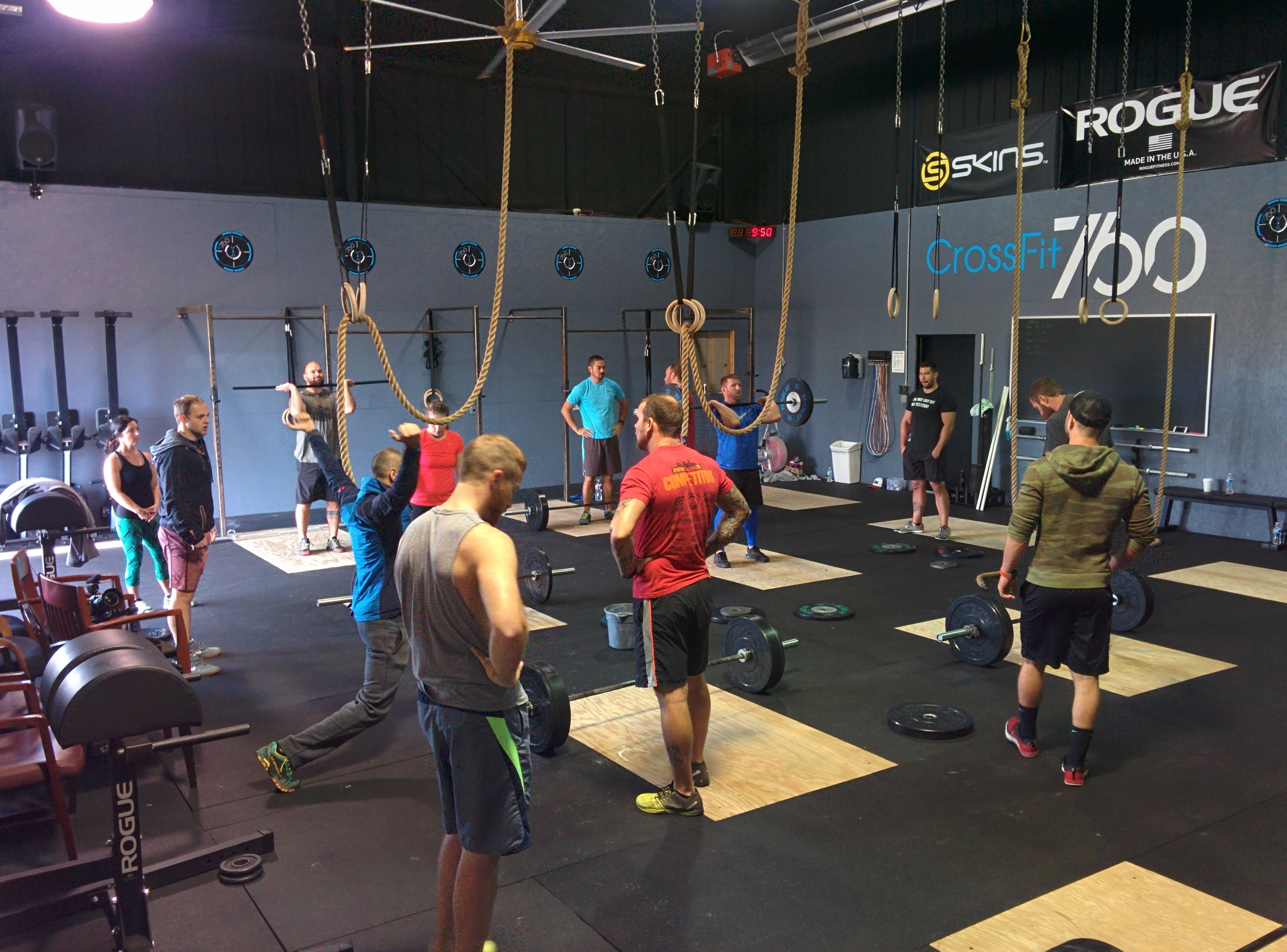 CrossFit-760 Elk City