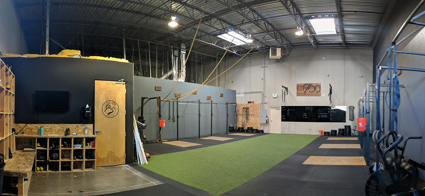 CrossFit 760 Truckee River - Heated Play Area